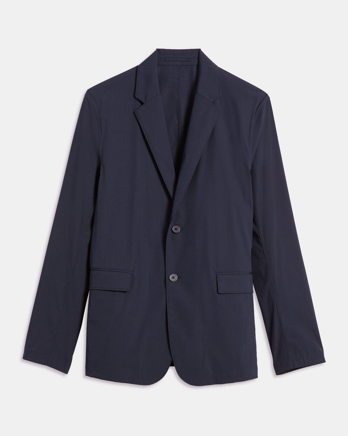 Stretch Cotton Saratoga Blazer