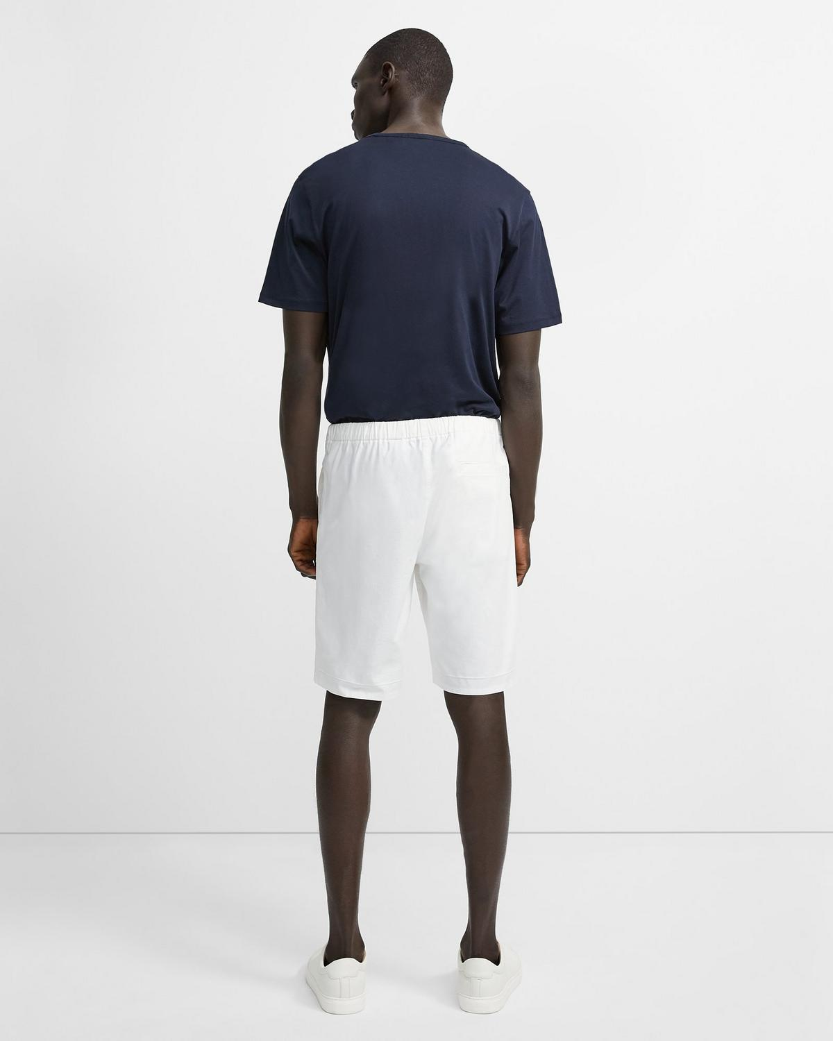 Garment-Washed Nevins Short