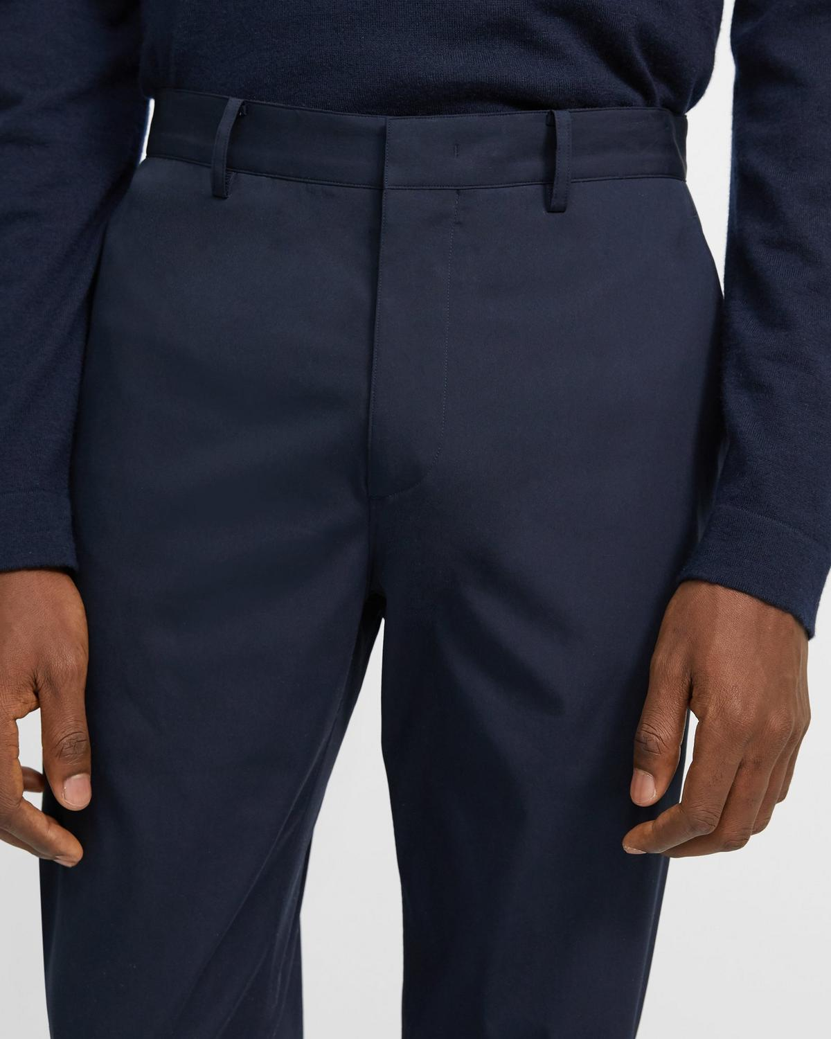 Stretch Cotton Curtis Pant