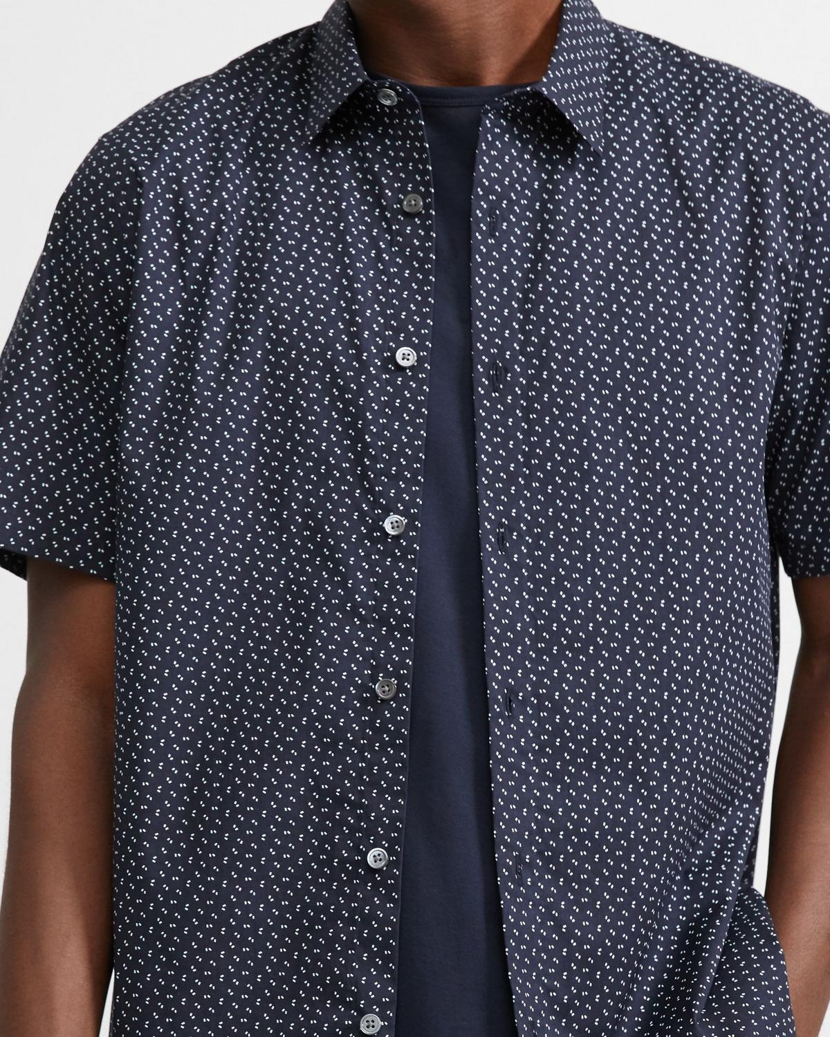 Short-Sleeve Irving Shirt