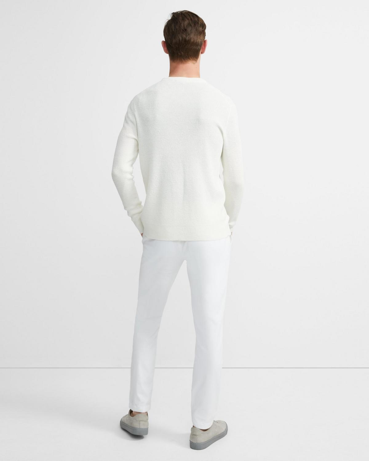 Linen Knit Sweater