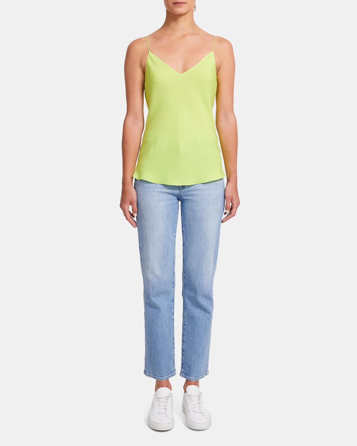 Neon Easy Slip Top