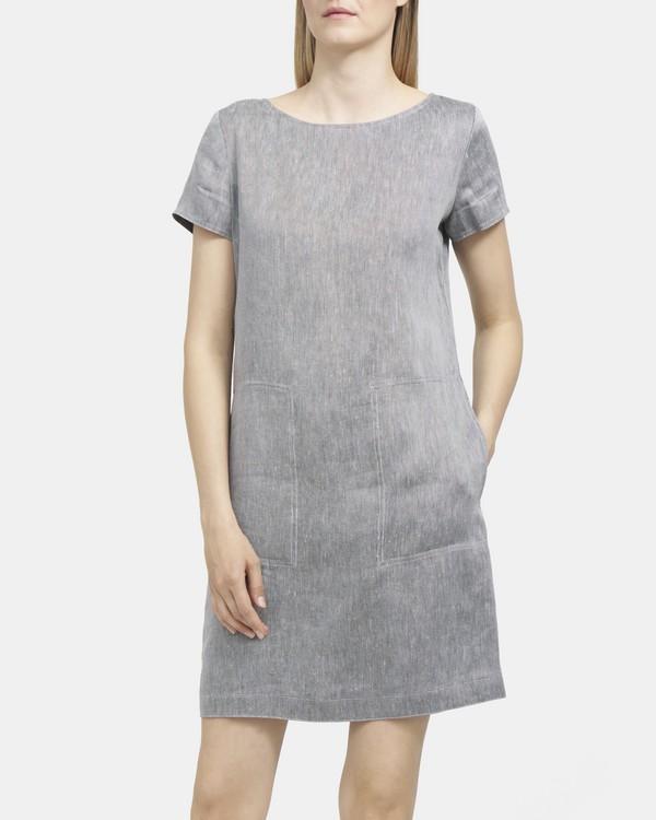 9e6d66aa1c6 Women's Short Dresses | Theory