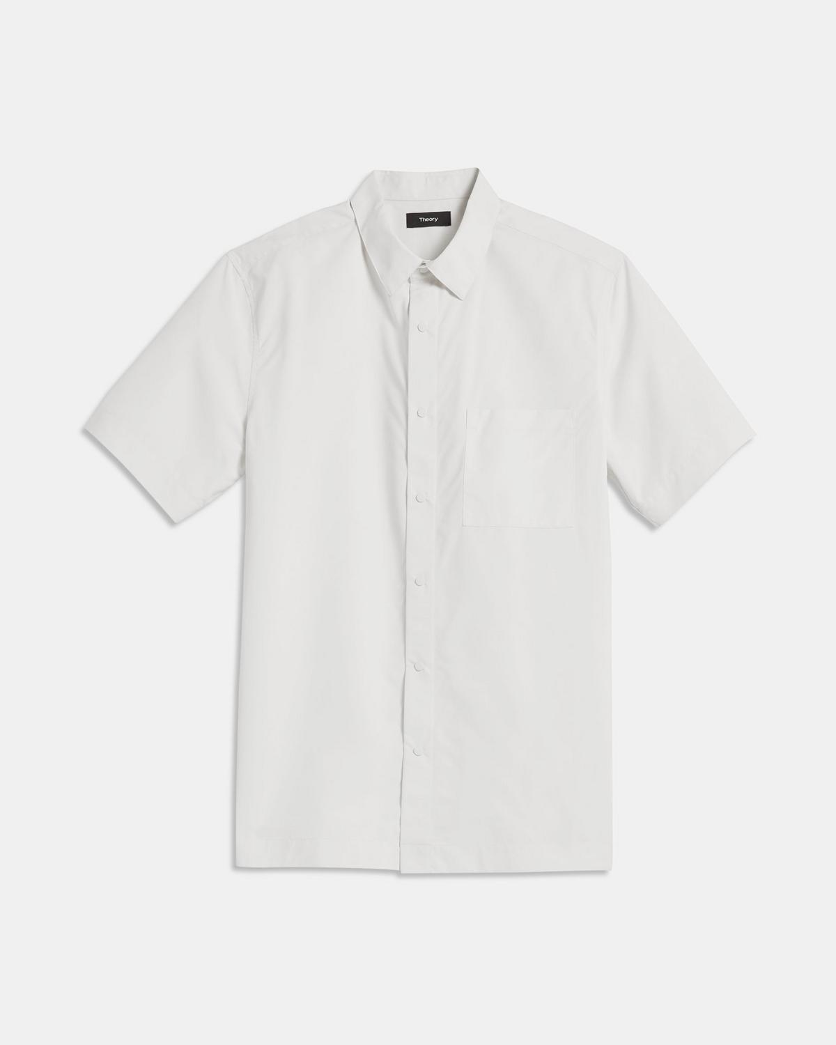 Technical Short-Sleeve Irving Shirt