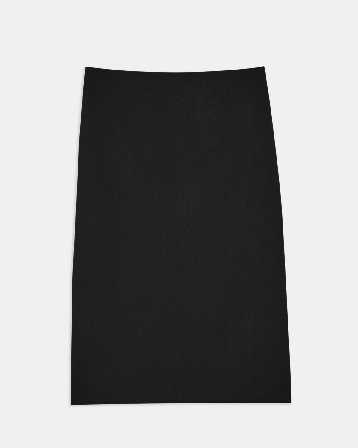 SKINNY PENCIL SKIRT R