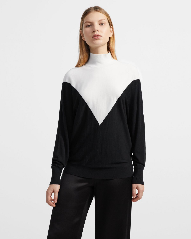 Pullover Intarsia Pattern Pullover | Ivko Woman | Rokke