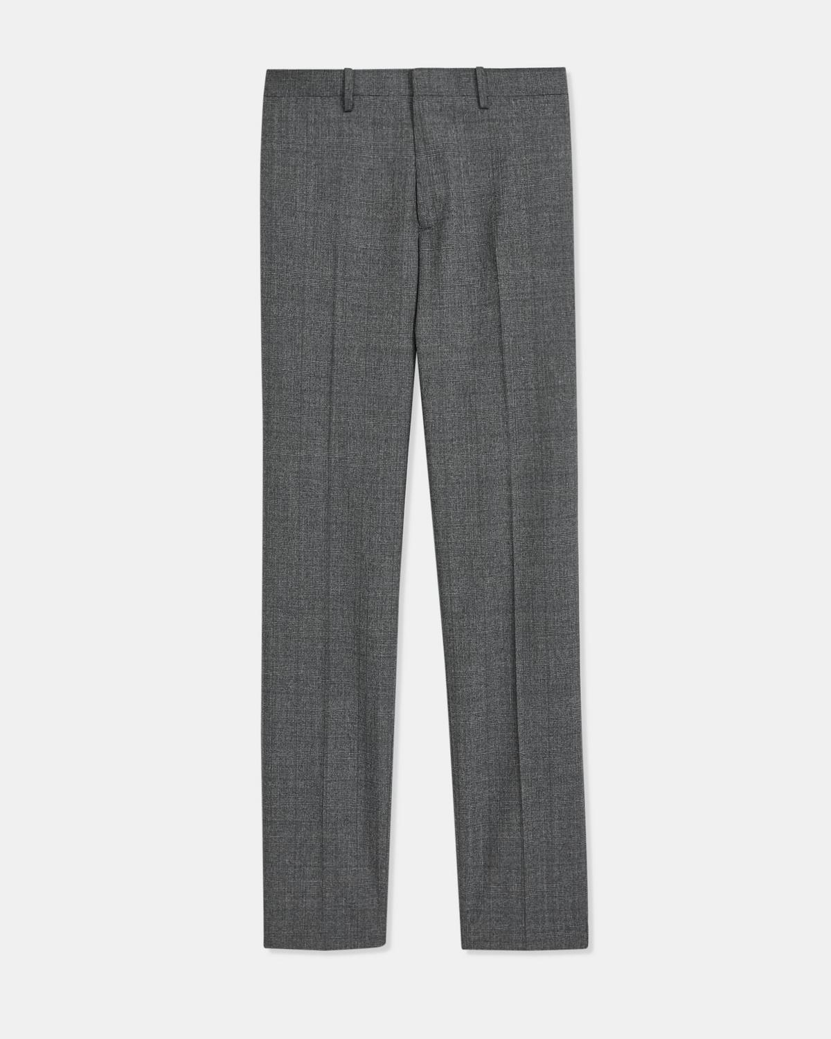 Wool Glen Plaid Mayer Pant