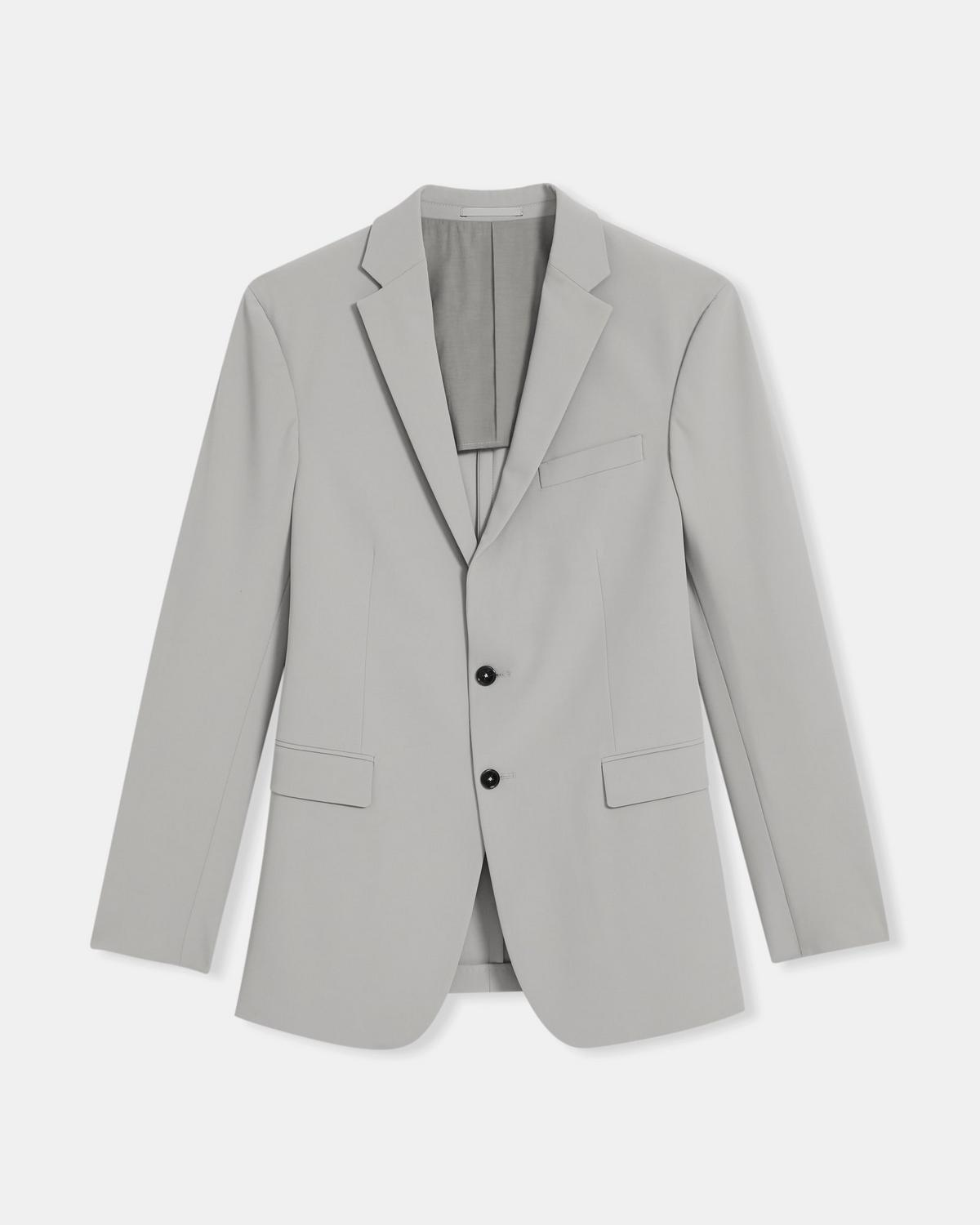 Bowery Blazer in Saronni Tech