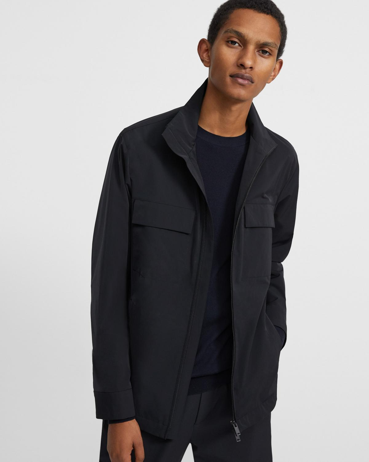 Everett Jacket in Foundation Tech
