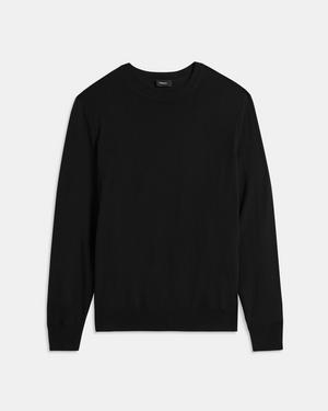 Crewneck Sweater in Regal Wool