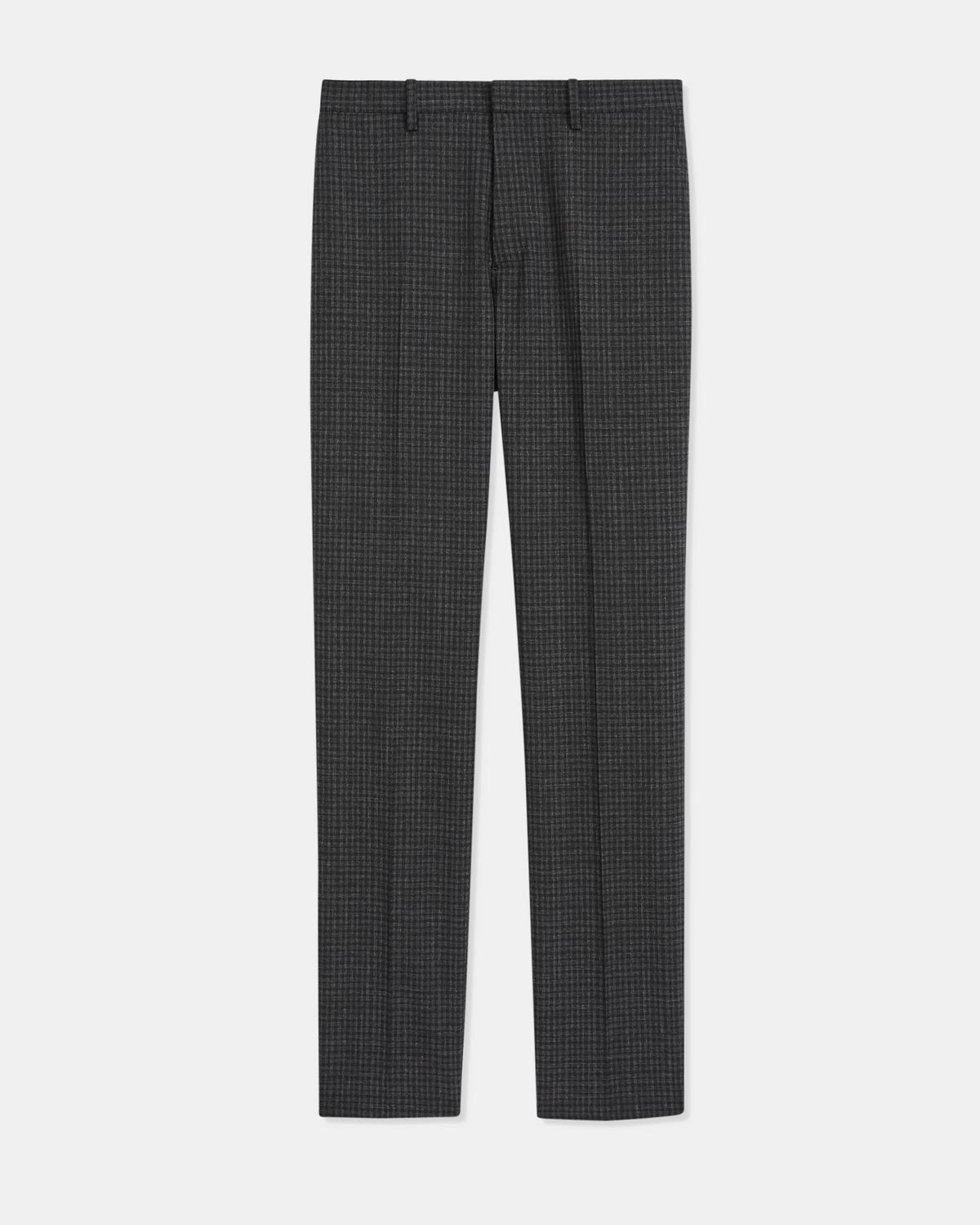 Mayer Pant in Checkerboard Wool