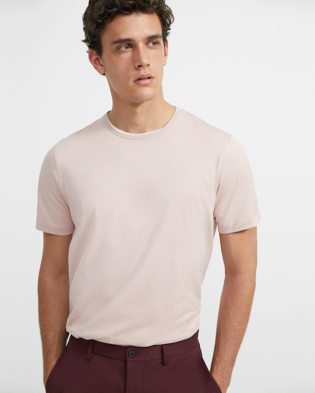 Luxe Cotton Tee