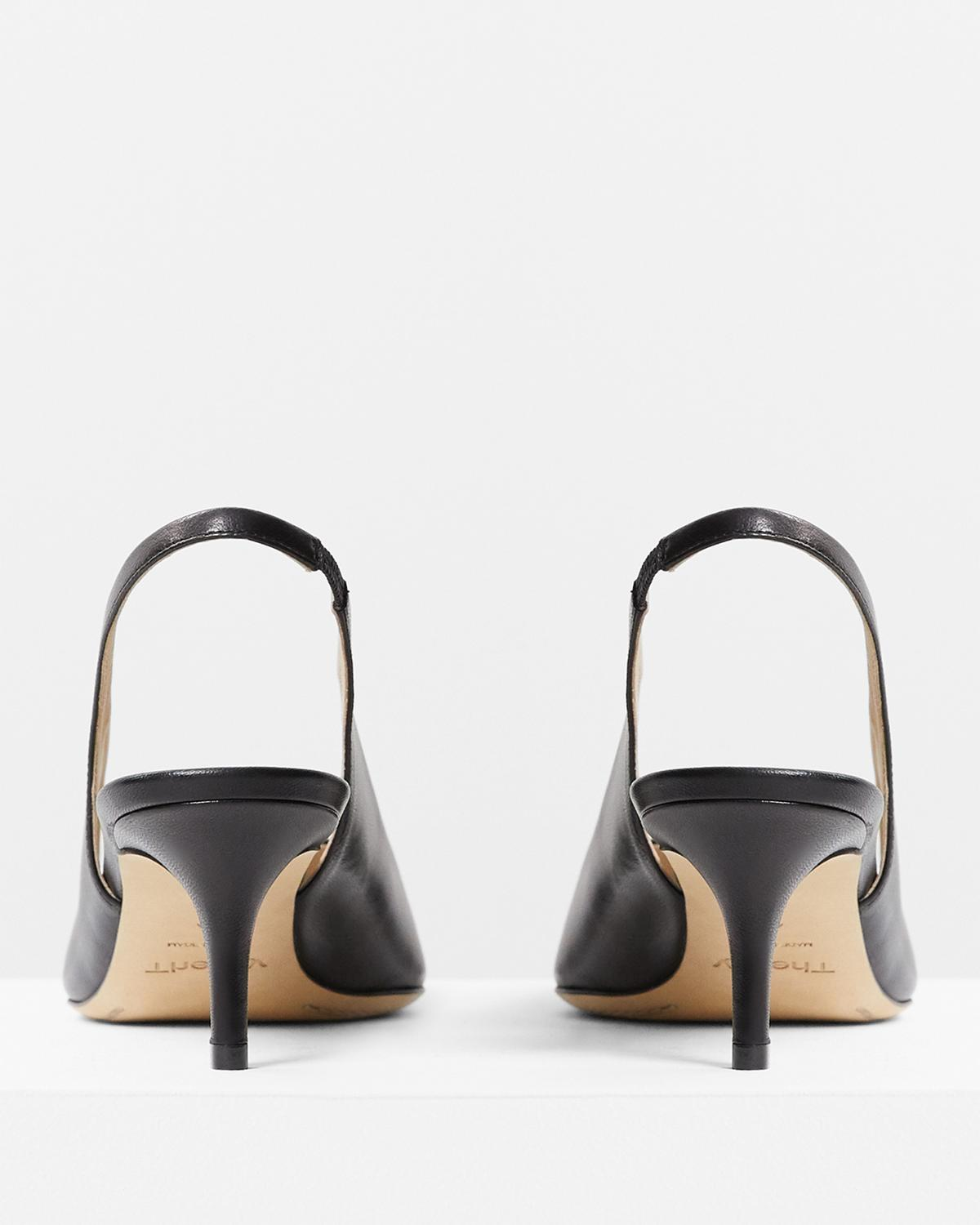 City 55 Slingback in Leather