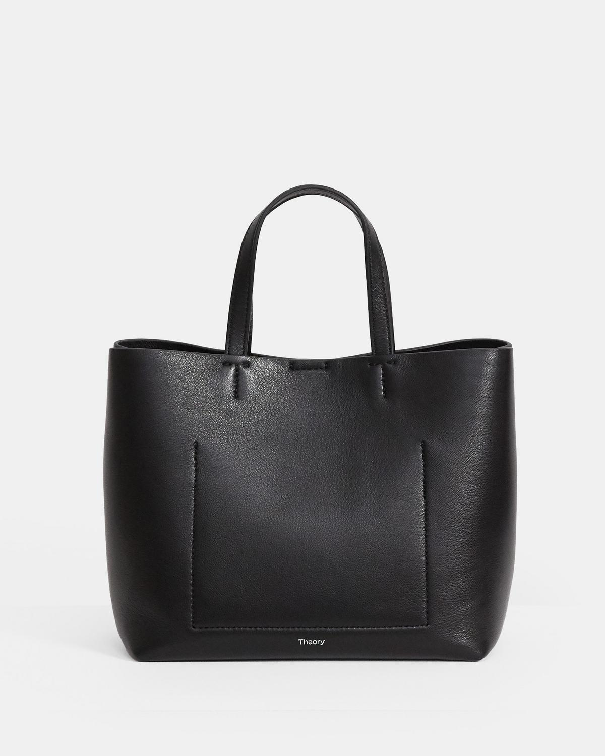 Micro Tote in Leather