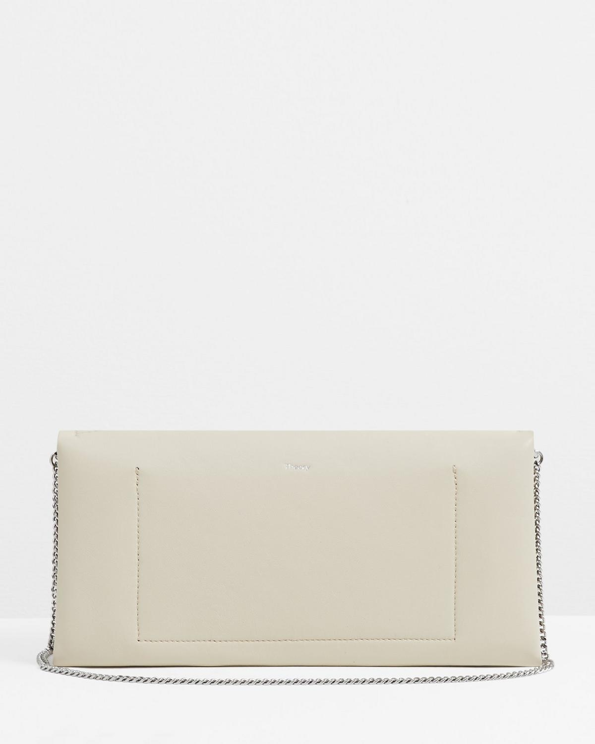 Simple Clutch in Leather