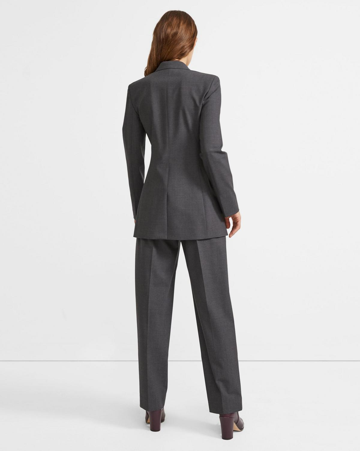 Suit Trouser in Good Wool