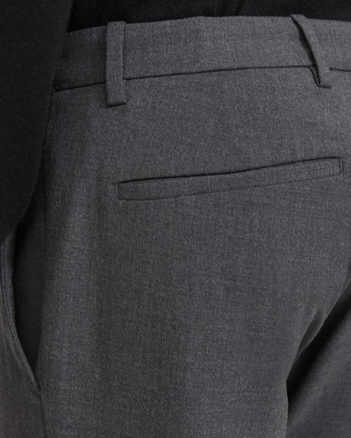 Zaine Pant in Stretch Wool Twill