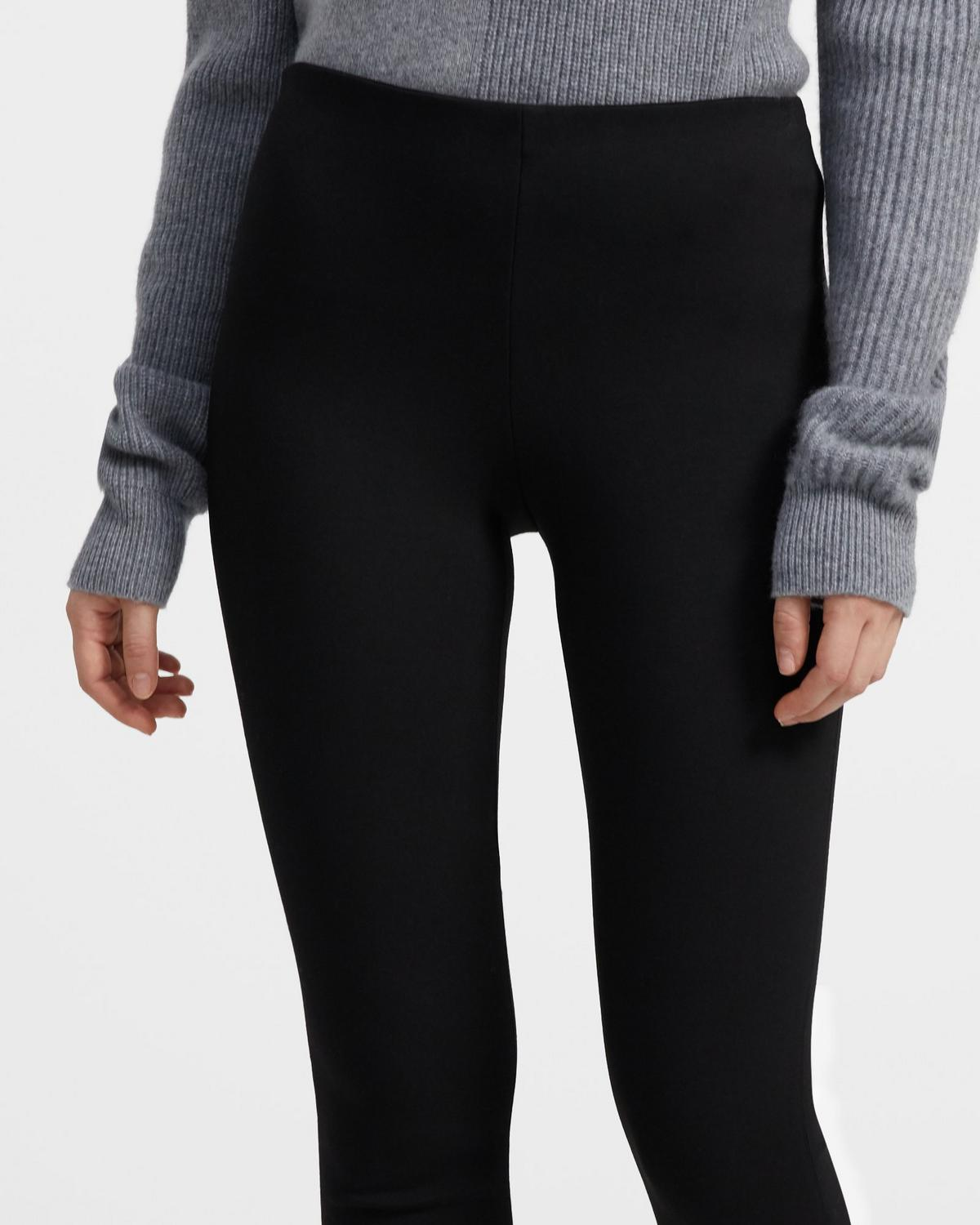 Skinny Legging in Double Knit Jersey