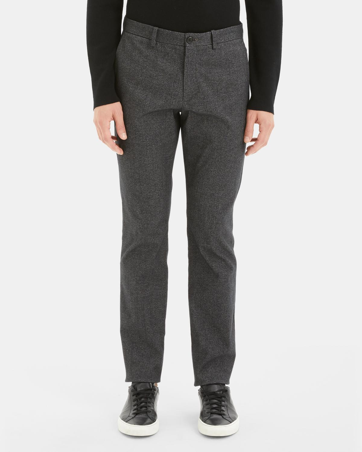 Zaine Pant in Stretch Cotton Flannel