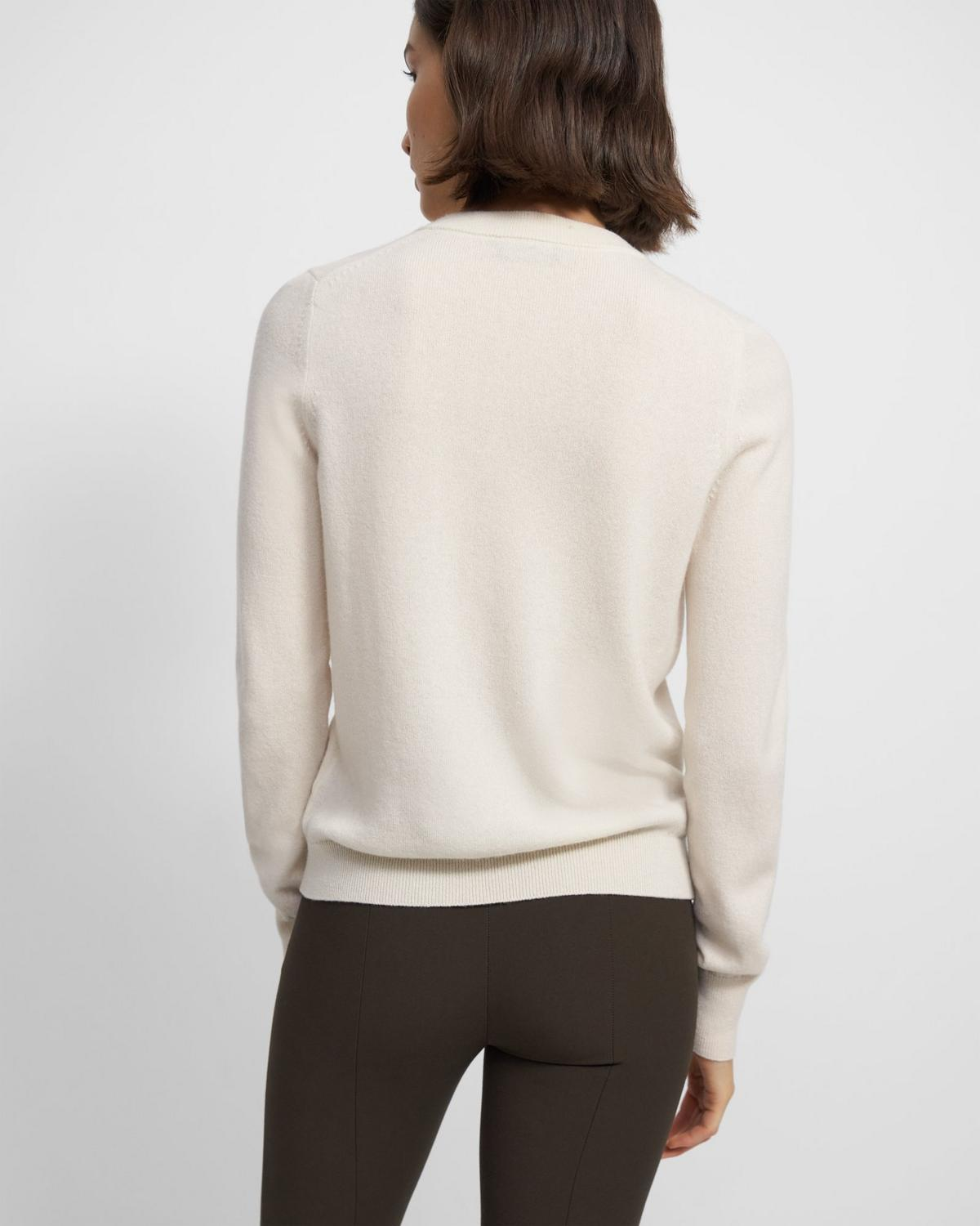 Henley Sweater in Cashmere