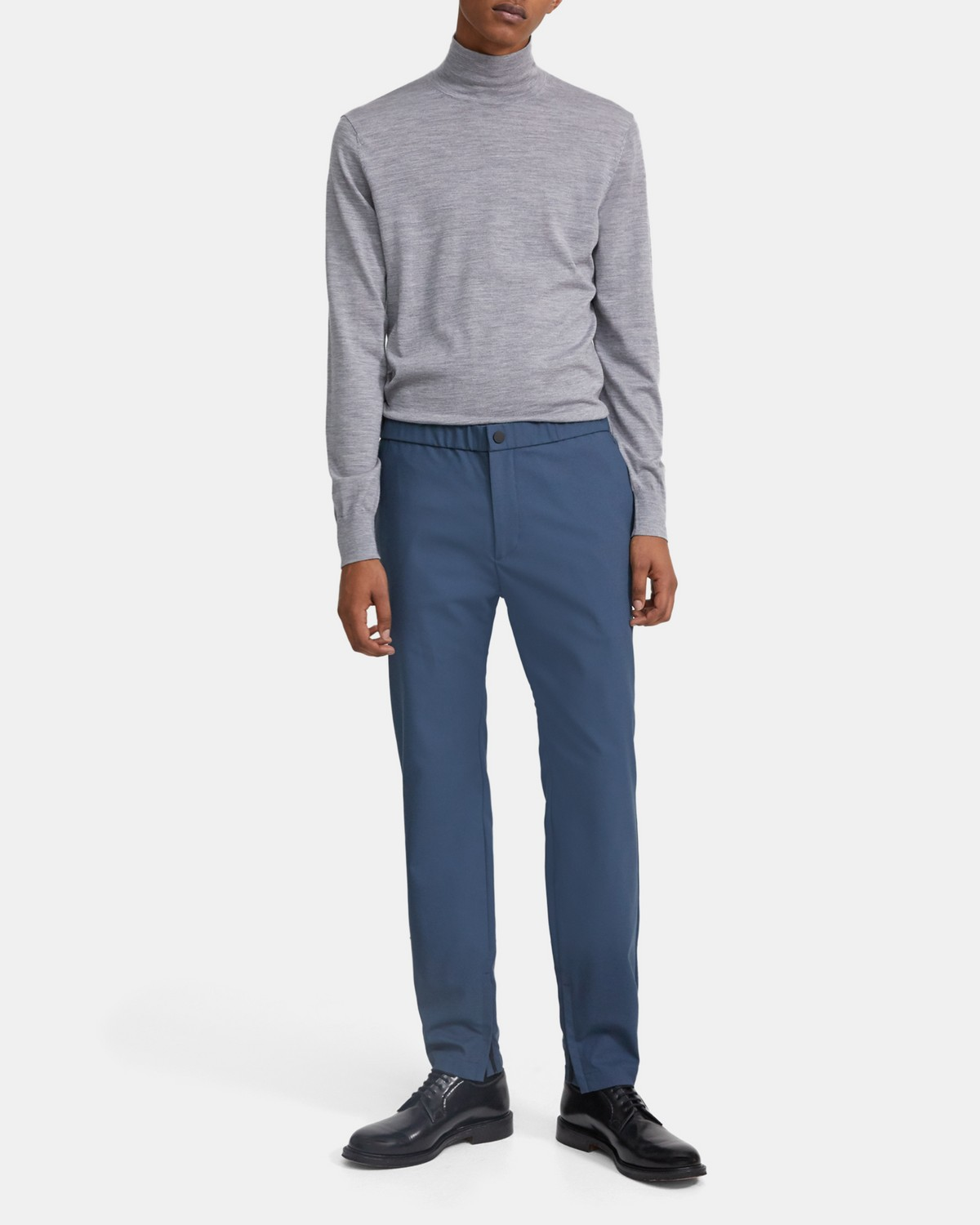 Jogger Pant in Tech Suiting