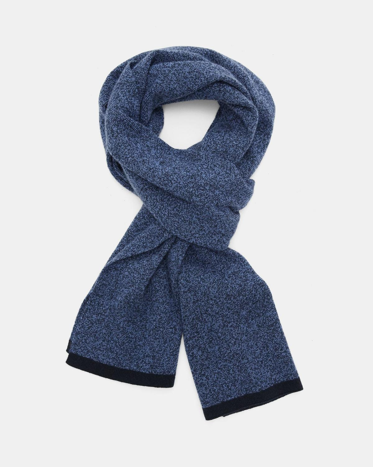 Tipped Scarf in Cashmere