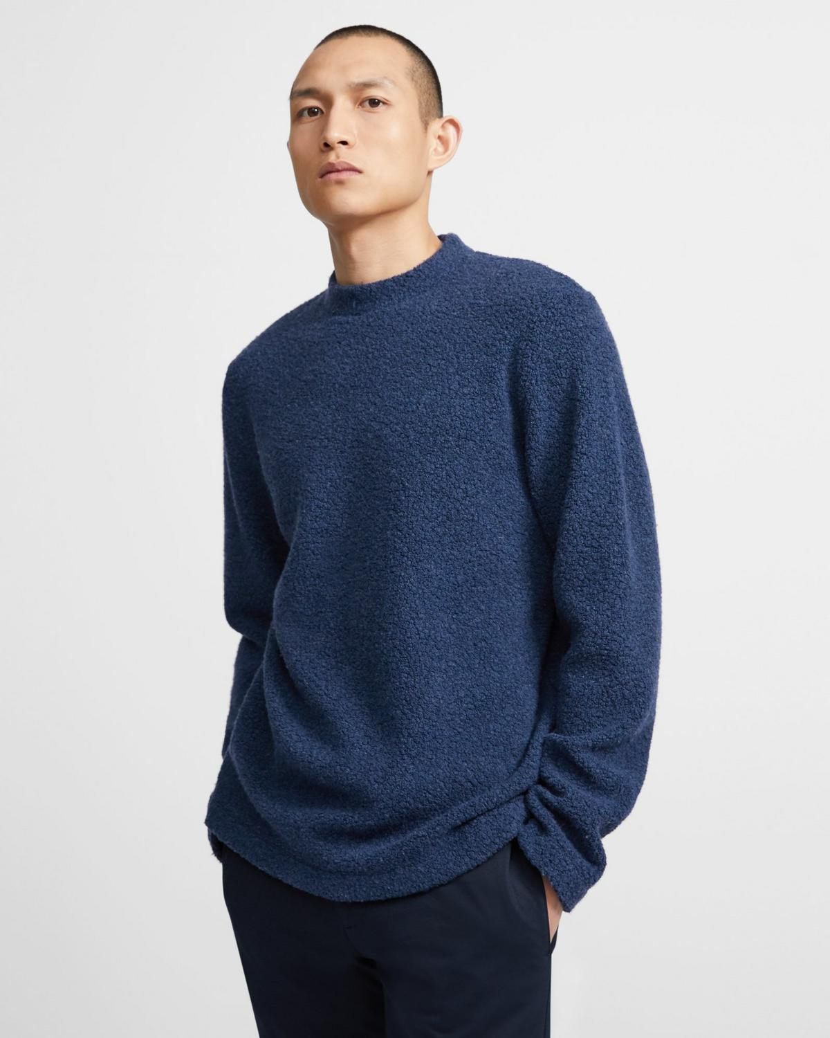 Cashmere Boucle Sweater