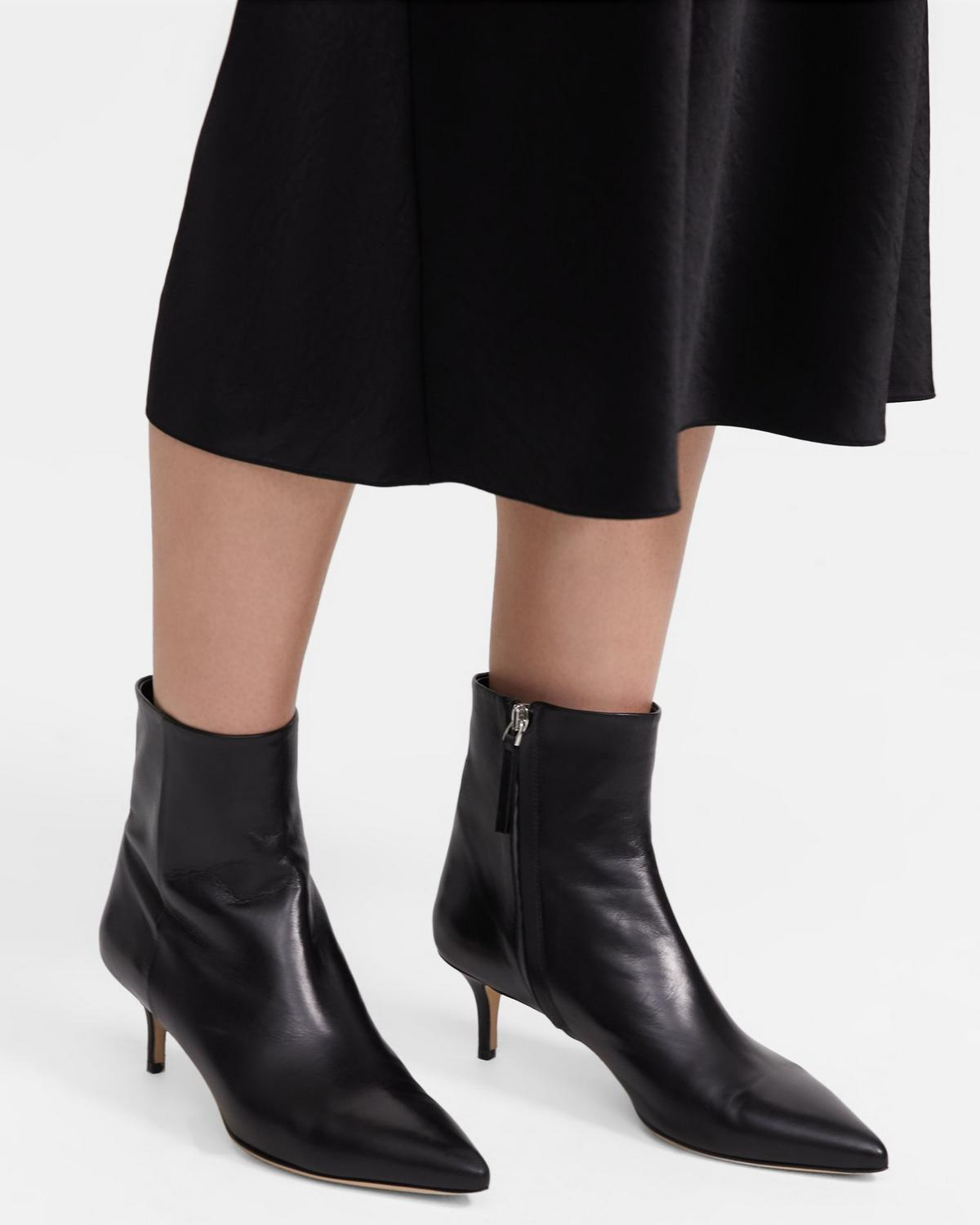 Leather City 55 Bootie