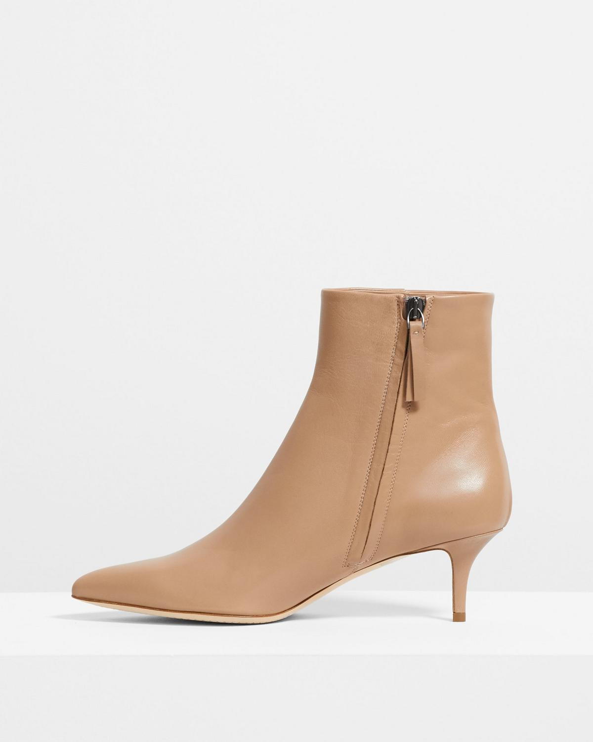 City 55 Bootie in Leather