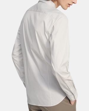 Sylvain Shirt in Pinstripe Good Cotton