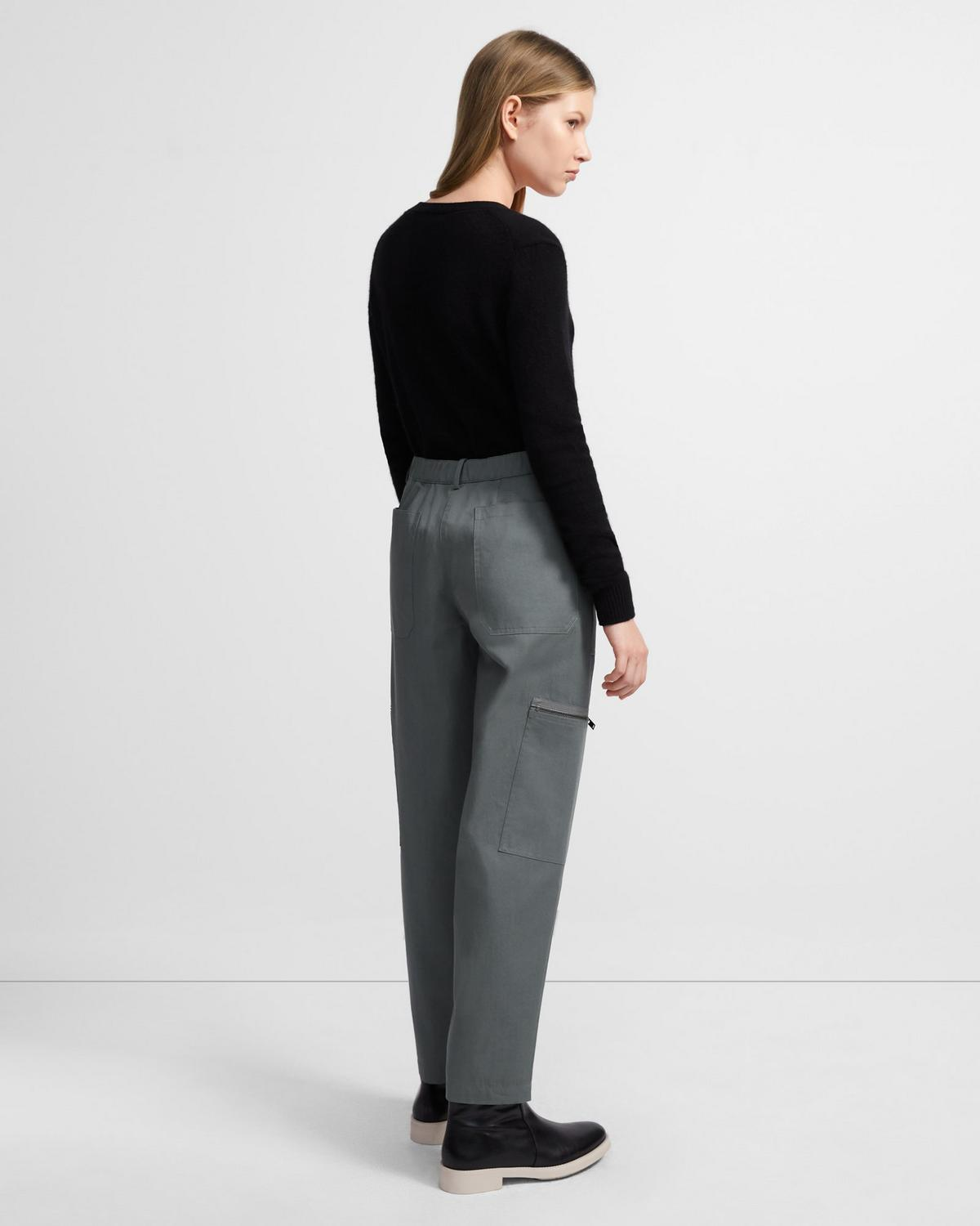 Aviator Pant in Cotton