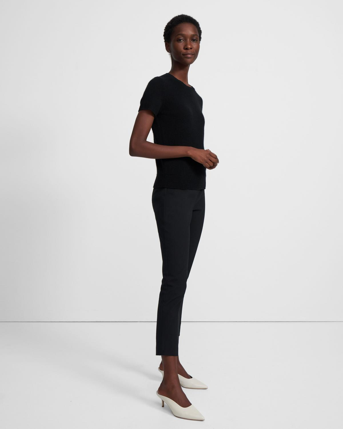 Skinny Legging in Eco Stretch Cotton