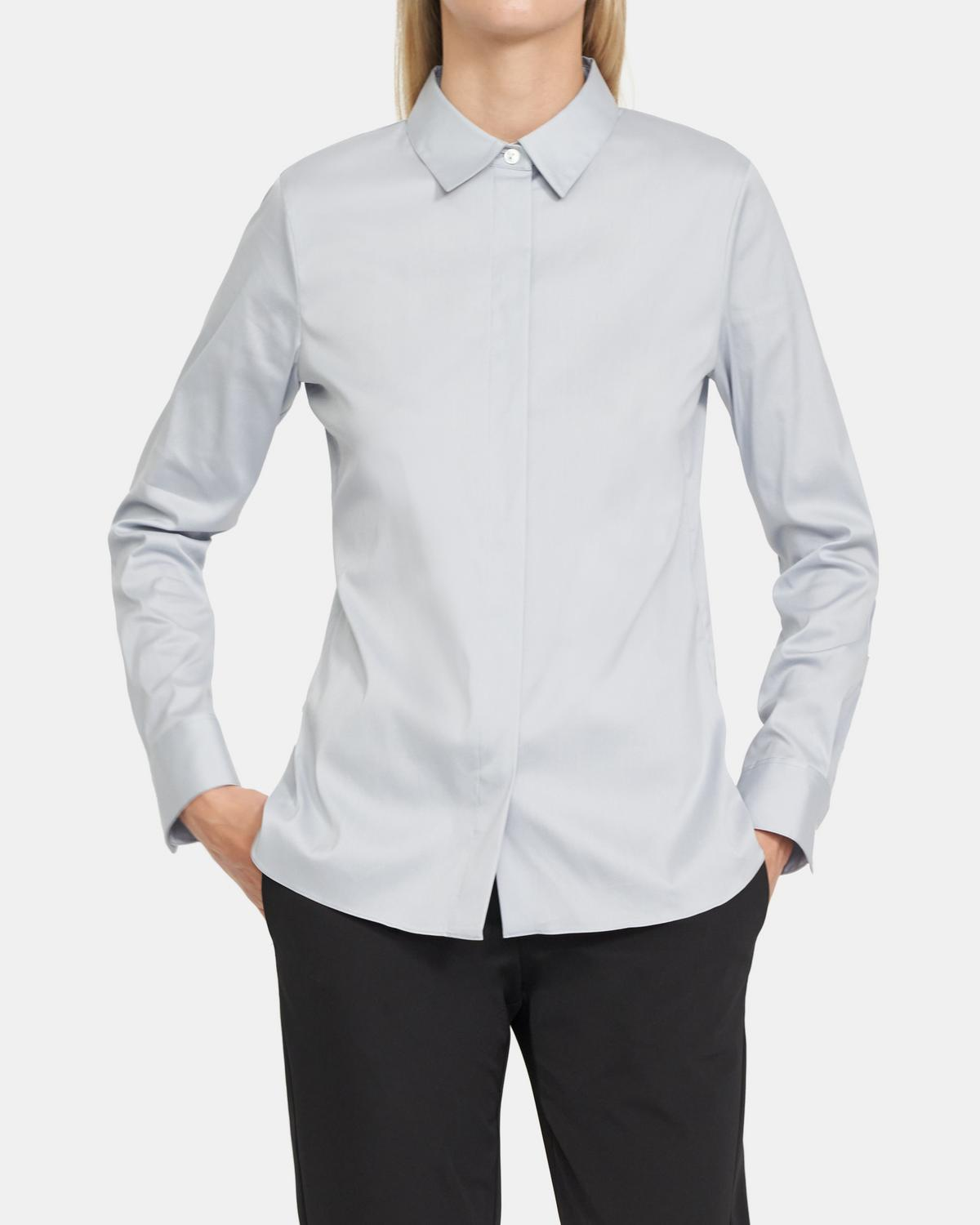 FITTED SHIRT O