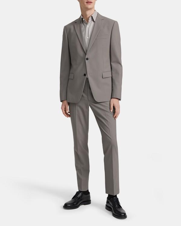 띠어리 맨 바우리 셋업 자켓 (굿 울) Theory Bowery Blazer in Good Wool,ARRID