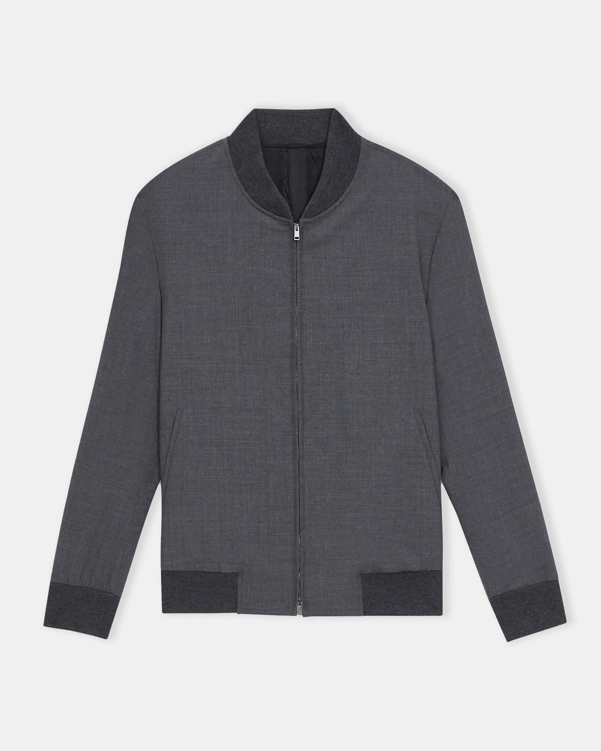 Aiden Jacket in Good Wool
