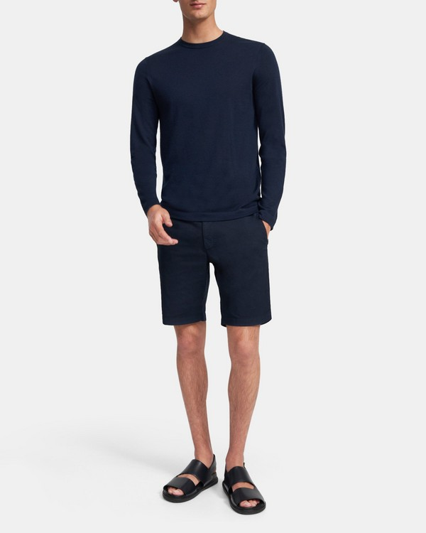 Zaine Short in Garment Dyed Cotton