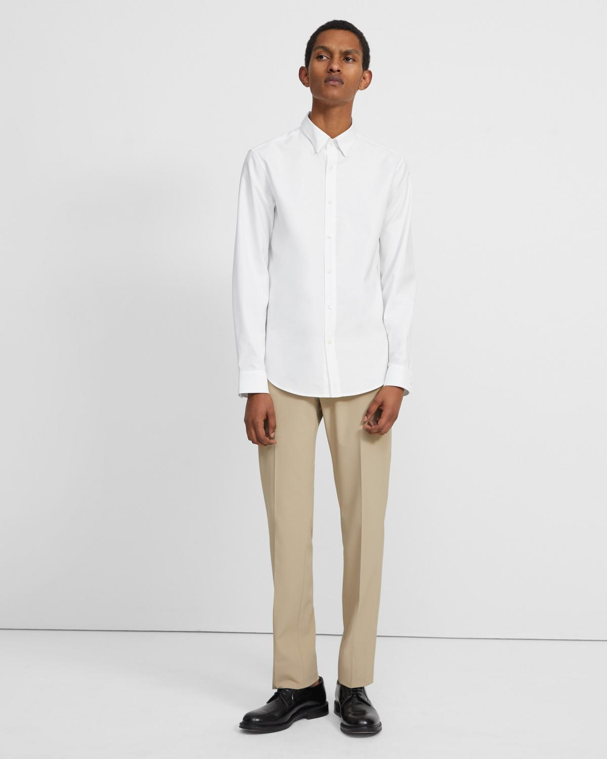 Edward Shirt in Cotton Oxford