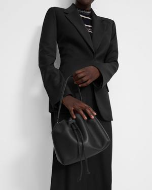 Mini Cinch Sack in Leather