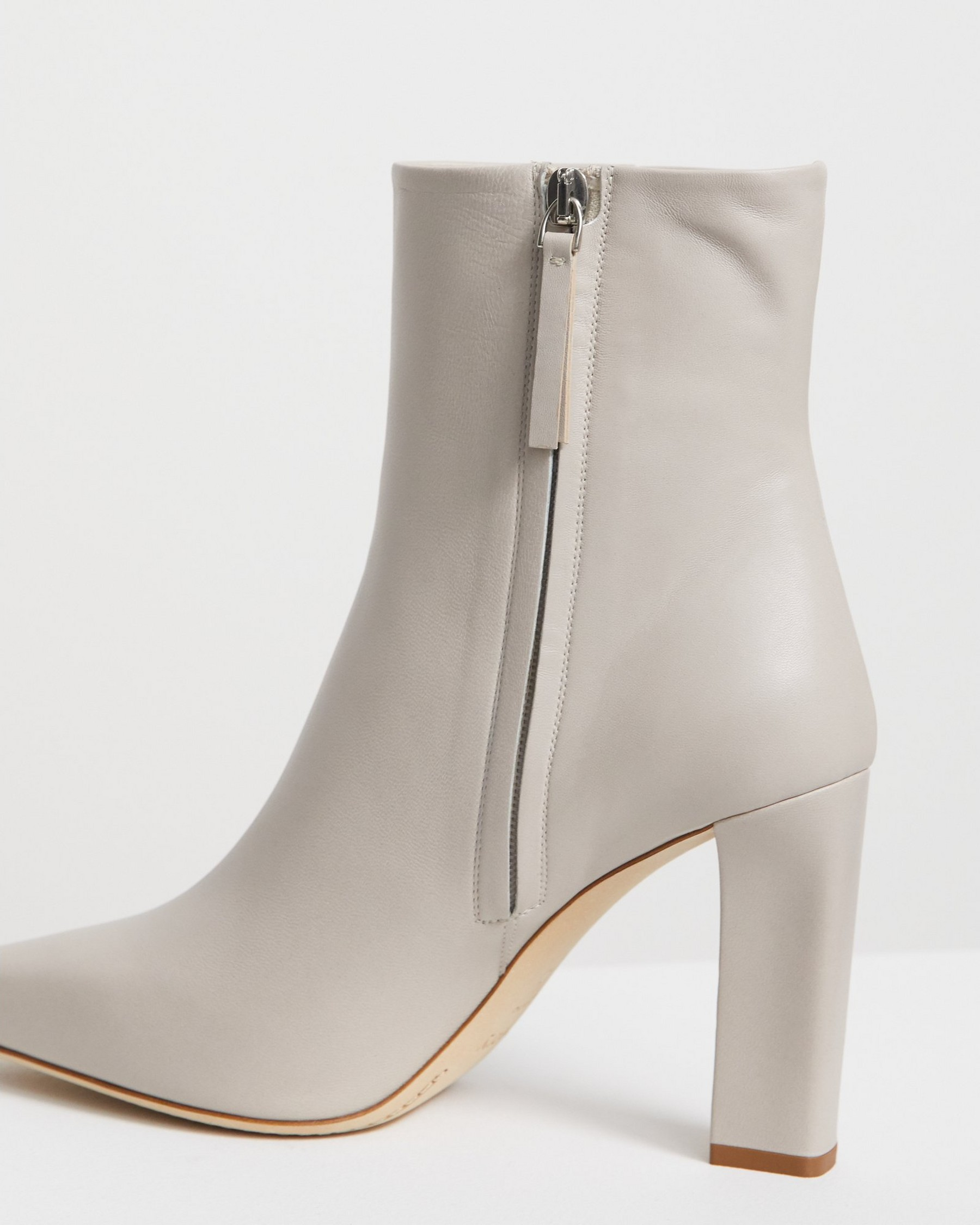 SLIM SQUARE BOOT