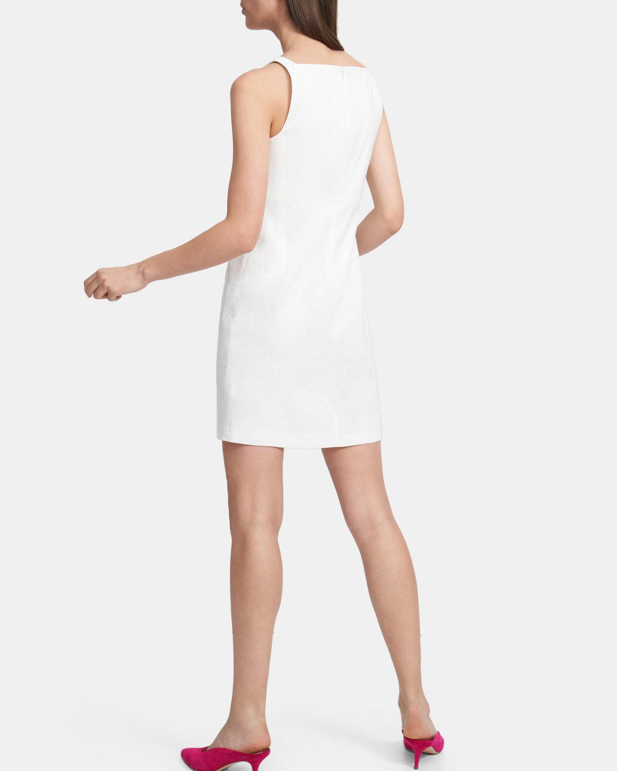 SQUARE NK DRESS