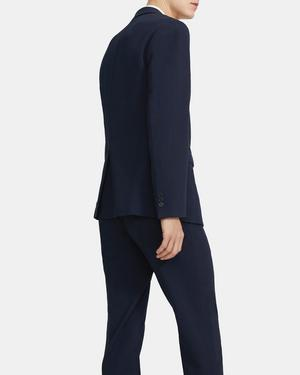 Clinton Blazer in Seersucker Stretch Wool