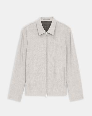 Zerega Jacket in Wool Blend