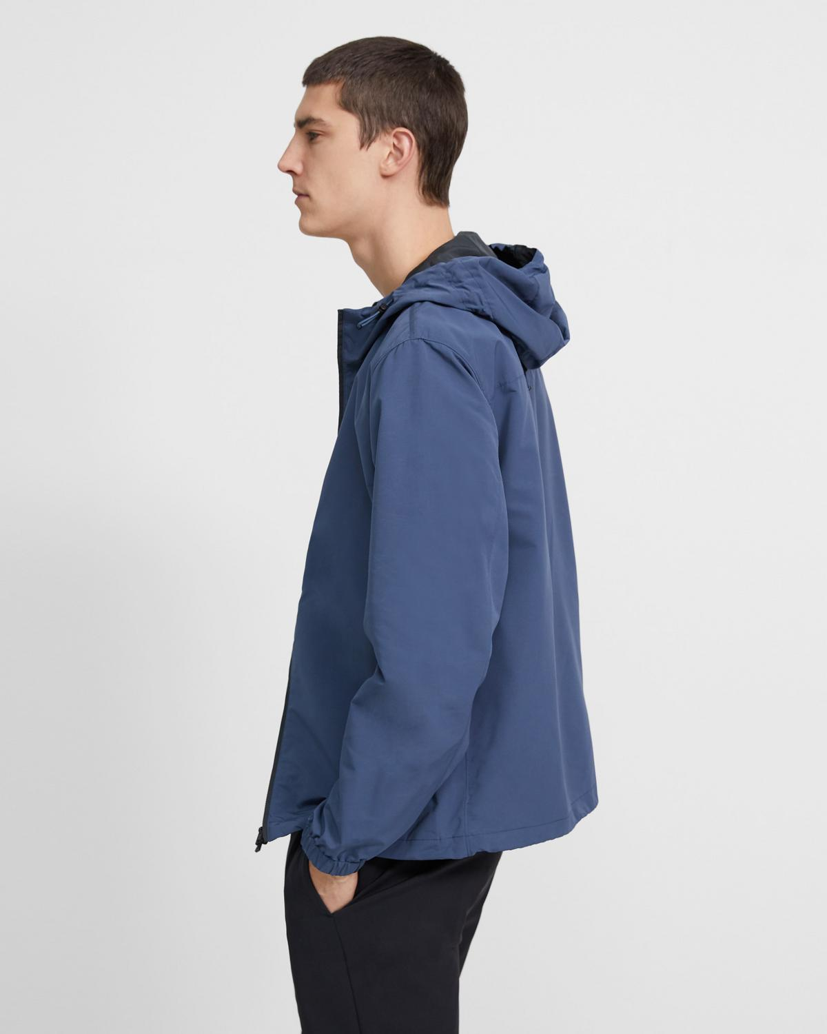 Packable Jacket in Tech Weave