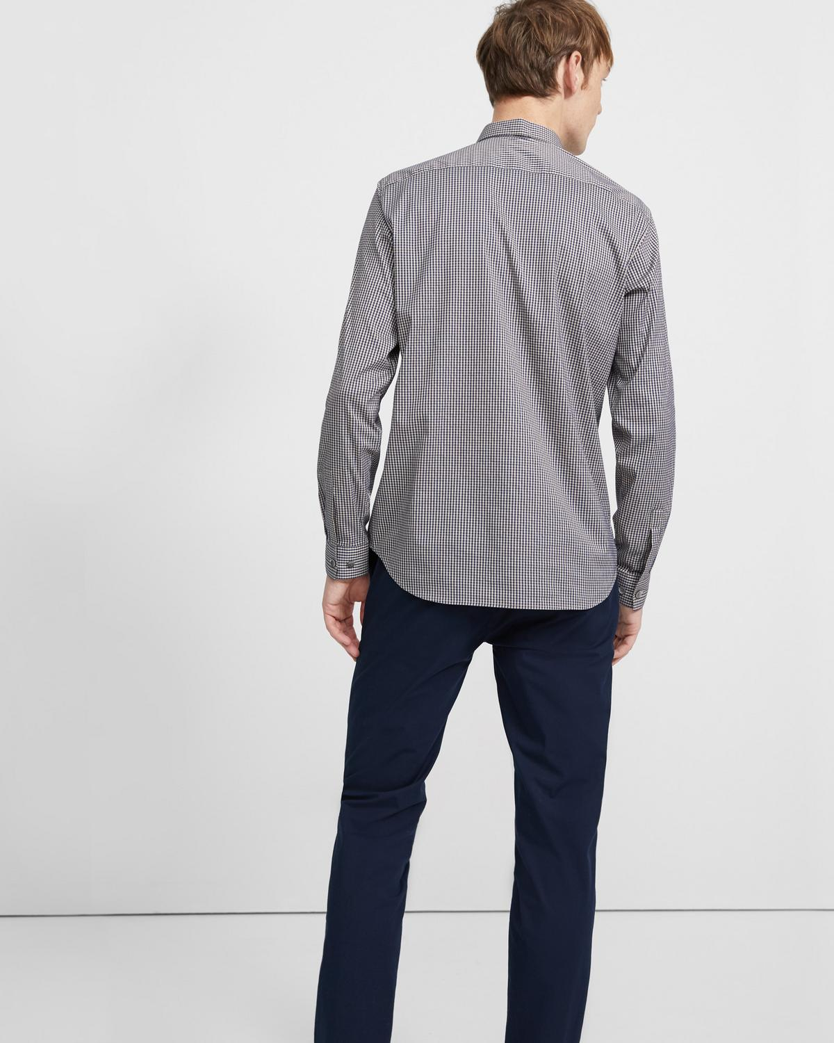 Murray Shirt in Tech Shirting