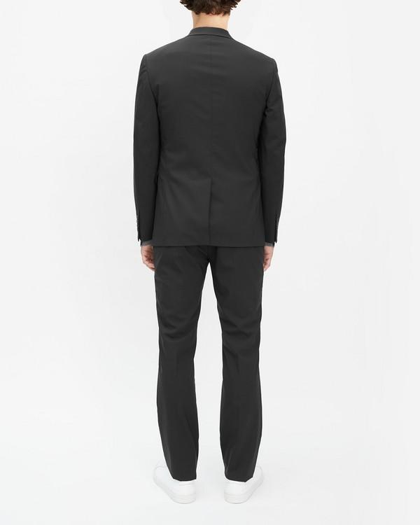 띠어리 맨 챔버스 셋업 자켓 (사토리얼 스트레치 울) Theory Chambers Blazer in Sartorial Stretch Wool,BLACK