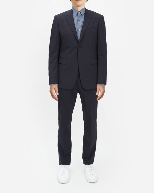 Chambers Blazer in Sartorial Stretch Wool
