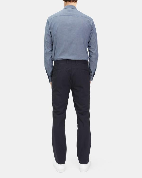 띠어리 맨 제이크 팬츠 Theory Jake Pant in Sartorial Stretch Wool,ECLIPSE