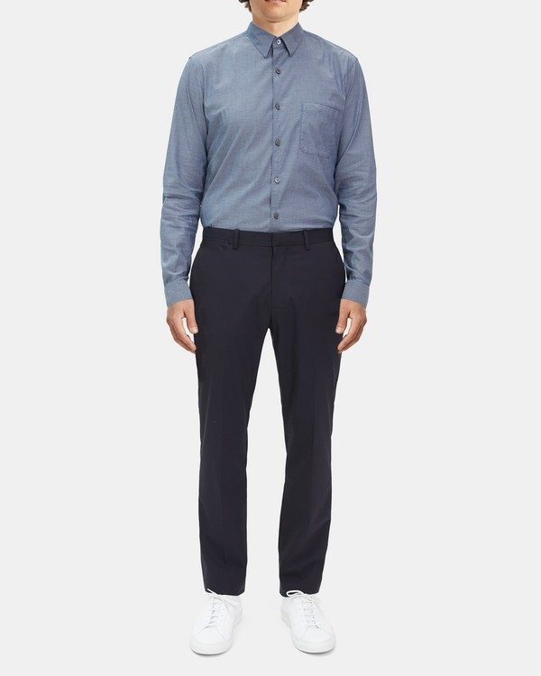 Marlo Pant in Sartorial Stretch Wool