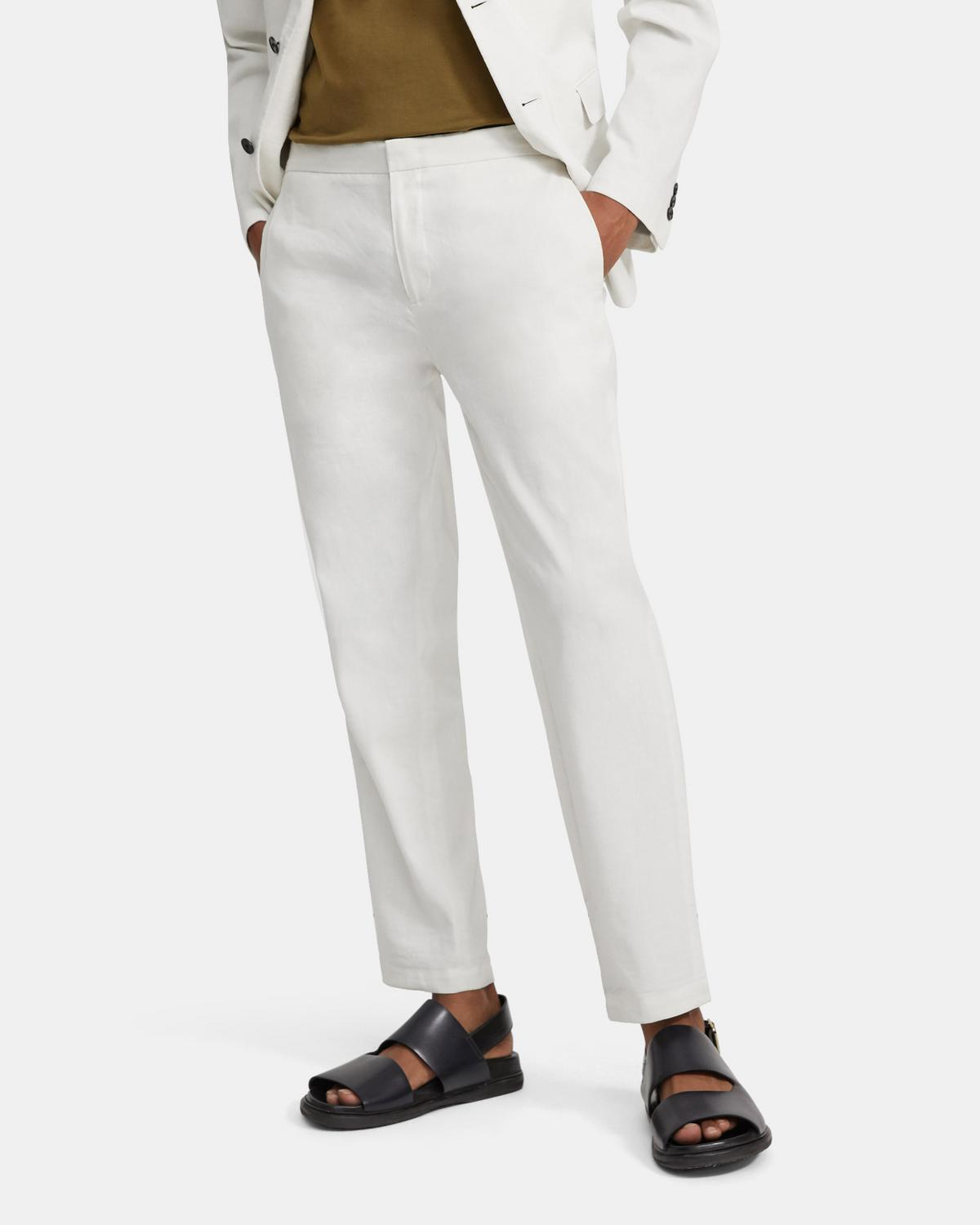 Curtis Drawstring Pant in Good Linen