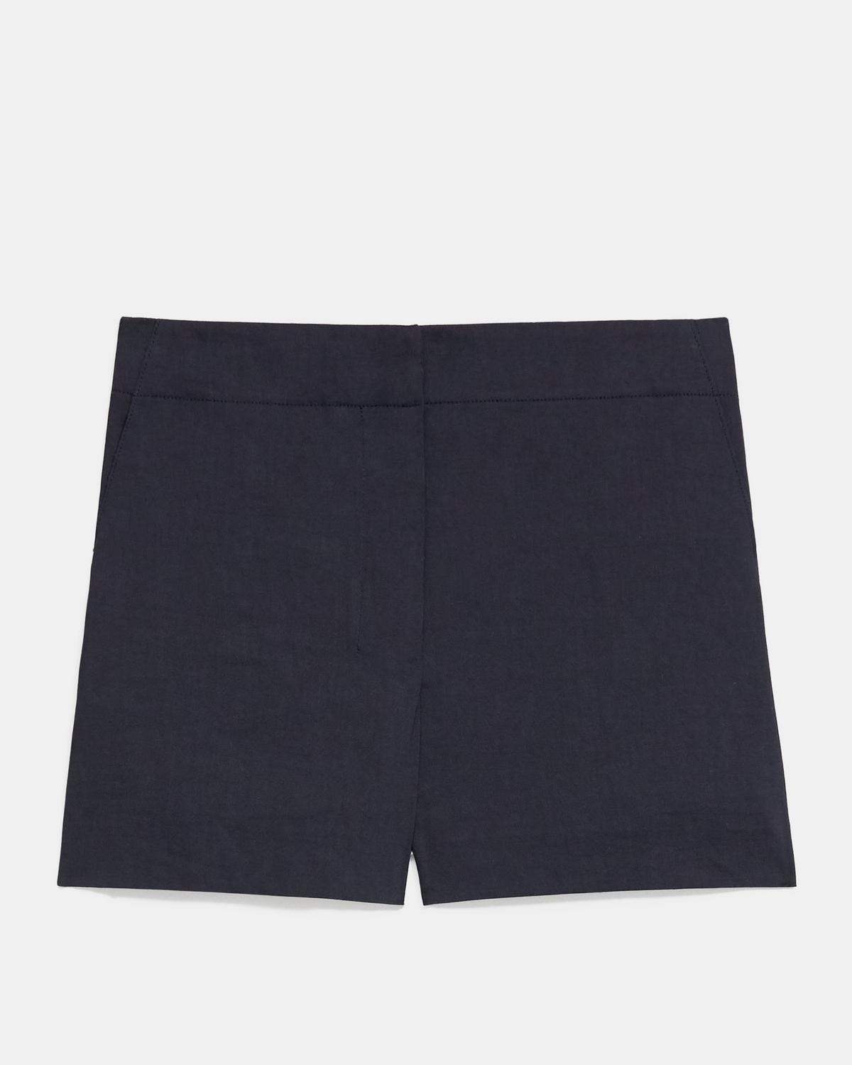 Mini Short in Good Linen